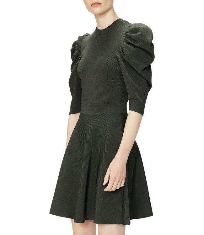 Ted Baker Llorna Dress Dark Green