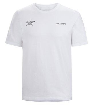 Arc'teryx Split T-Shirt Men's White