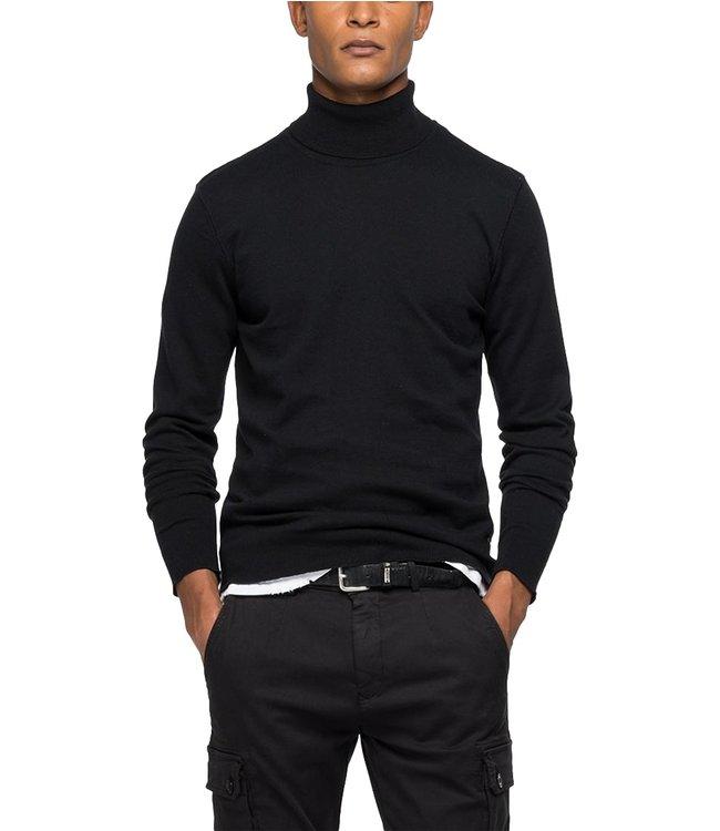 Replay Knitwear Coltrui Black