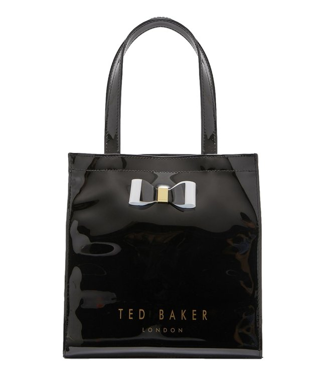 Ted Baker Silicone Bow Detail Small Icon Black
