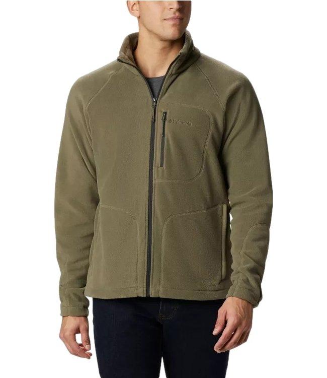 Columbia Fast Trek II Full Zip Fleece Jacket Stone Green