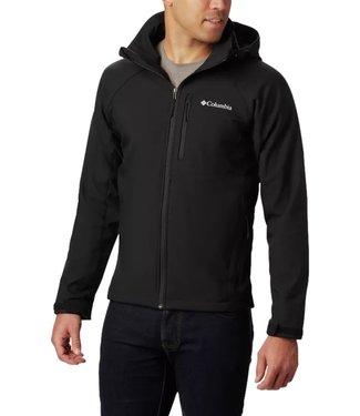 Columbia Cascade Ridge II Softshell Jacket Black