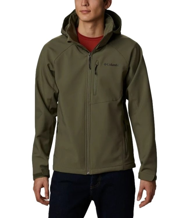 Columbia Cascade Ridge II Softshell Jacket Stone Green