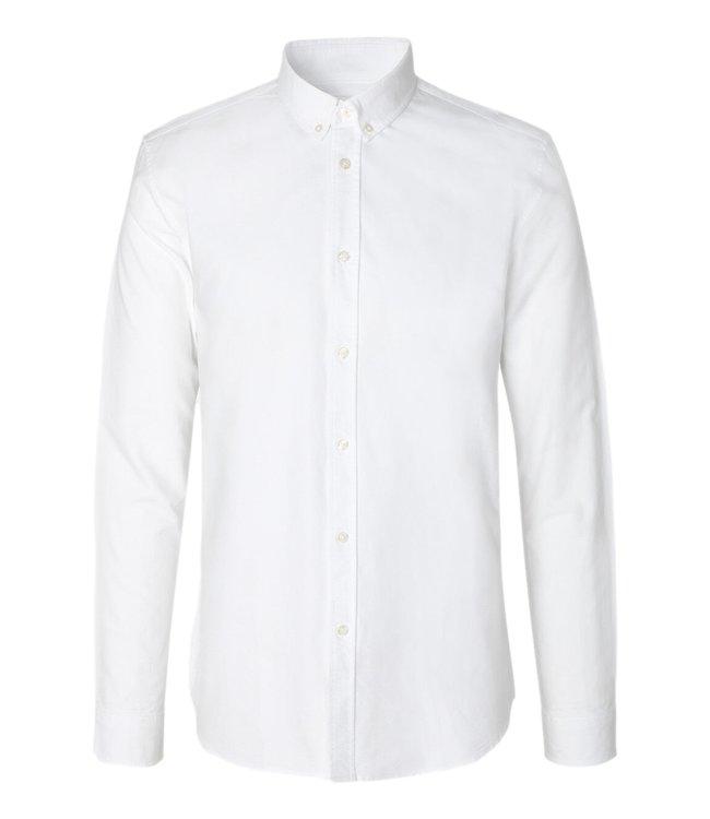 Samsøe Samsøe Liam Bx Shirt 11389 White