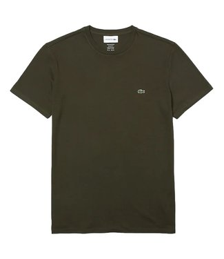 Lacoste T-shirt Boabab Green