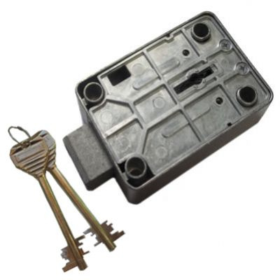 Zamek kluczowy Lowe & Fletcher 3012 – 2 klucze