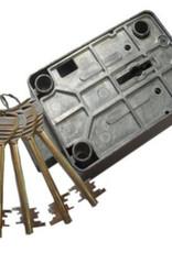 Zamek kluczowy Lowe & Fletcher 3012 – 4 klucze