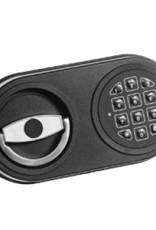 Zamek elektroniczny EC1040, 2 in1 klamka z zamkiem elektronicznym