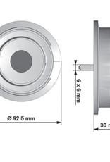 Zamek mechaniczny szyfrowy MD6060