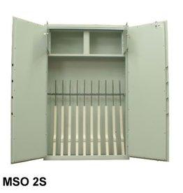 Szafa na broń dwudrzwiowa 1415 MSO2 2S