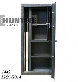 Szafa na broń/amunicję 1442 G-2 1S 1P NT