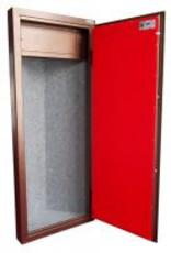 1431 GN-3 COR Narożna szafa na broń S1