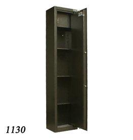 1130/S1 Szafa na broń krótką - skarbczyk, półki