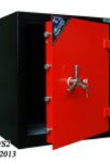 1090/S2 Szafa  na broń krótką - głębokość 40 cm