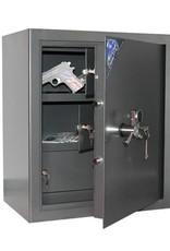 EU-1022/35 Szafa na broń krótką. 3 skarbczyki