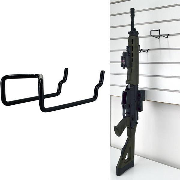 "Pionowy uchwyt do broni długiej ""Vertical Gun Cradles"" - dla Slatwall"