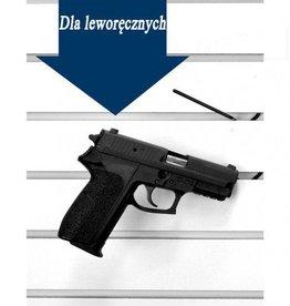 Uchwyt Slatwall Snipers -LEWY