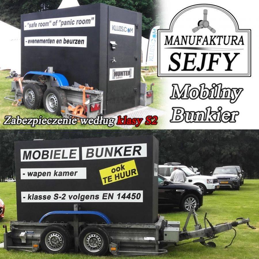 Nowość ! Mobilny Bunkier -wynajem / sprzedaż