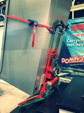 Schodołaz gąsienicowy Domino Dolly Automatic 160 kg