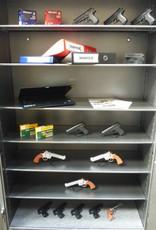1591/S2 Dwudrzwiowa szafa na broń krótką i amunicję