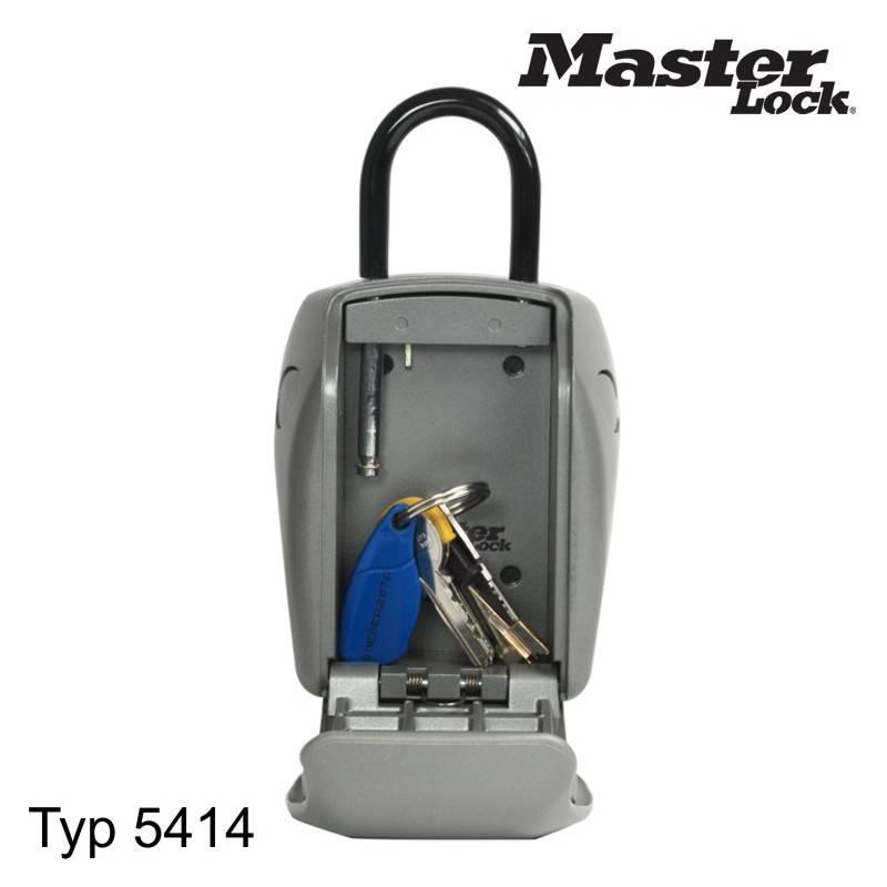 Pojemnik na klucze . Master Lock 5414 EURD
