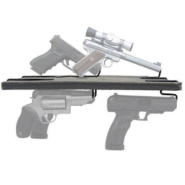 1013 Szafa na broń długą S2 z trzema skarbczykami i półką