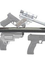 1130/S1 Szafa na broń krótką/amunicję, ze skarbczykiem i półkami - głębokość 28 cm