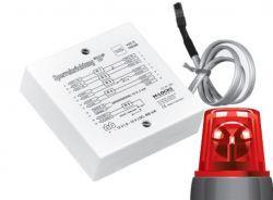 Alarm BOX - system podłączenia szafy lub sejfu do alarmu