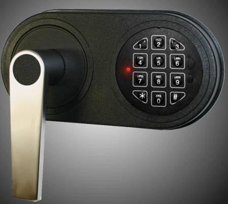 Wymiana zamka kluczowego na  elektroniczny