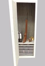 Szafa na broń oraz amunicję 1747/S1 - 7 szuflad.