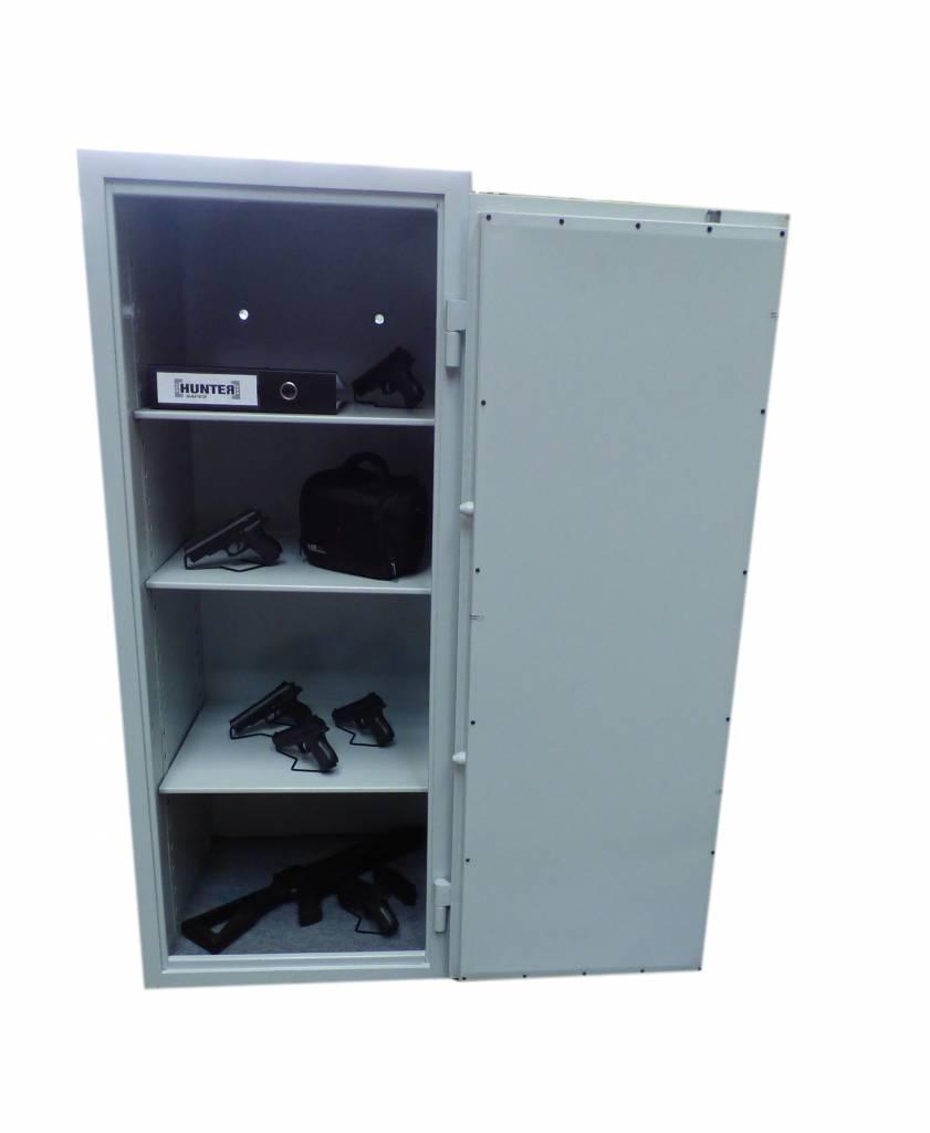 1198/S1 Szafa na broń/amunicję z regulowanymi półkami