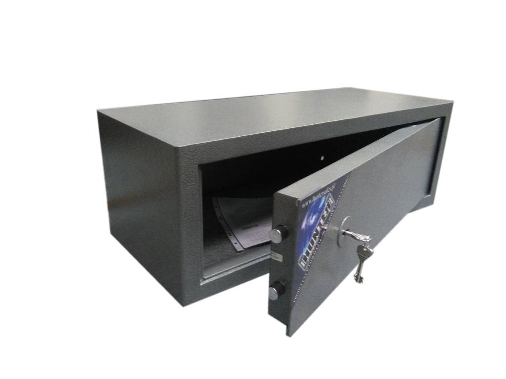 Kaseta na broń  P250 NT/dokumenty/kosztowności