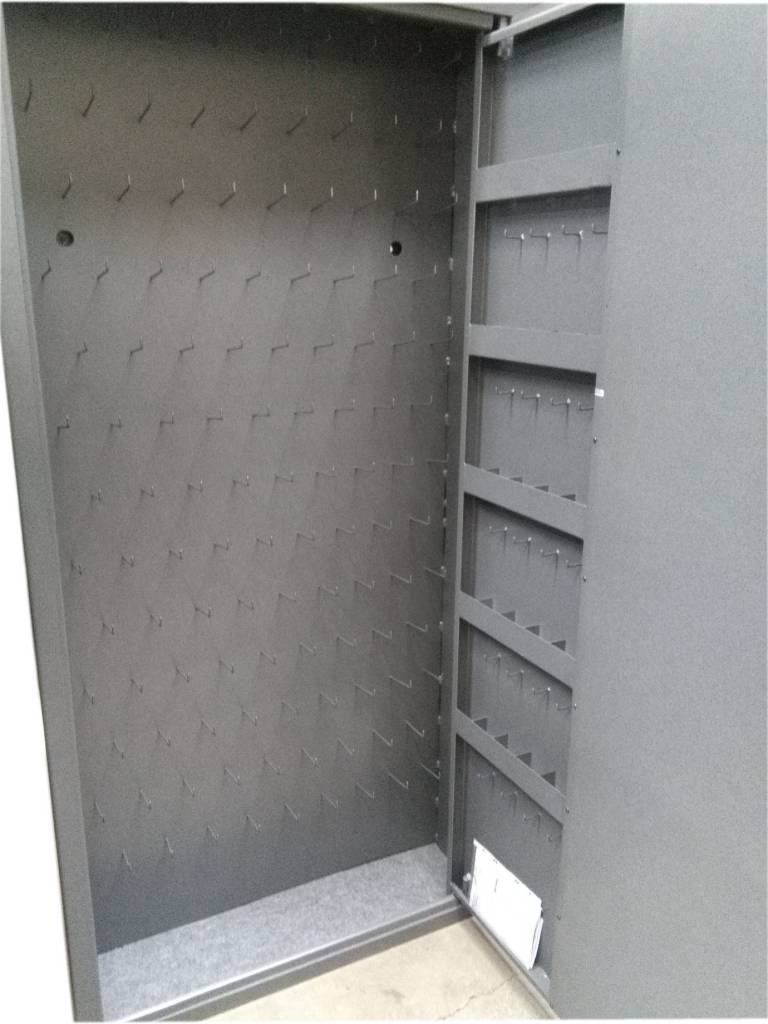 Metalowa szafa na klucze 1707/S1