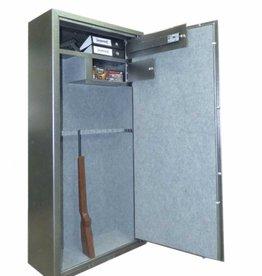 1401 Szafa na broń długą - 2 skarbczyki