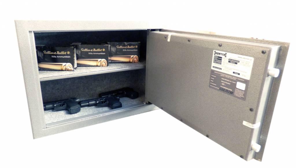 1757/S1 Kasetka na broń krótką  oraz  dokumenty