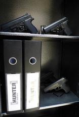 1672 Szafa na broń krótką lub dokumenty