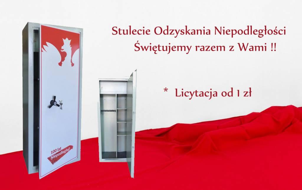 100 lecie Niepodległości Polski - Licytacja