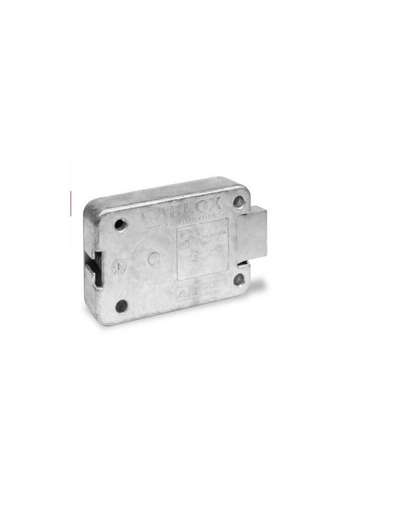 Zamek kluczowy STUV 4.19.92-VDS- 2 klucze