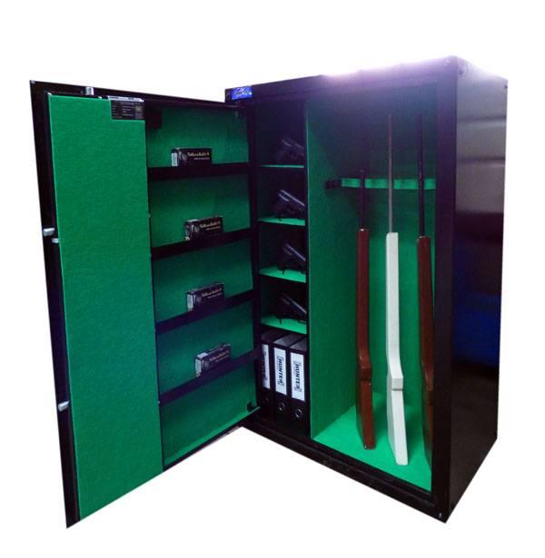Nowy model szafy na broń dostępny w naszym sklepie.