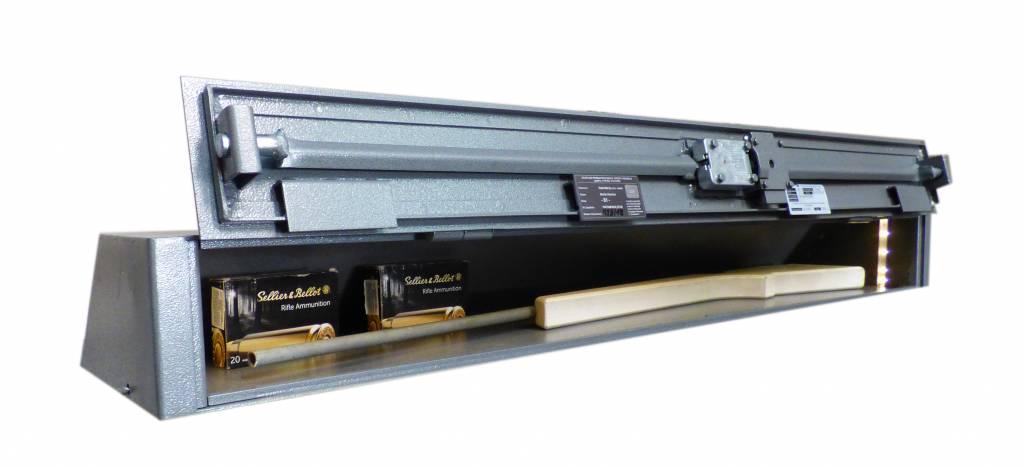 1777 Sejf samochodowy na broń długą - długość 132 cm