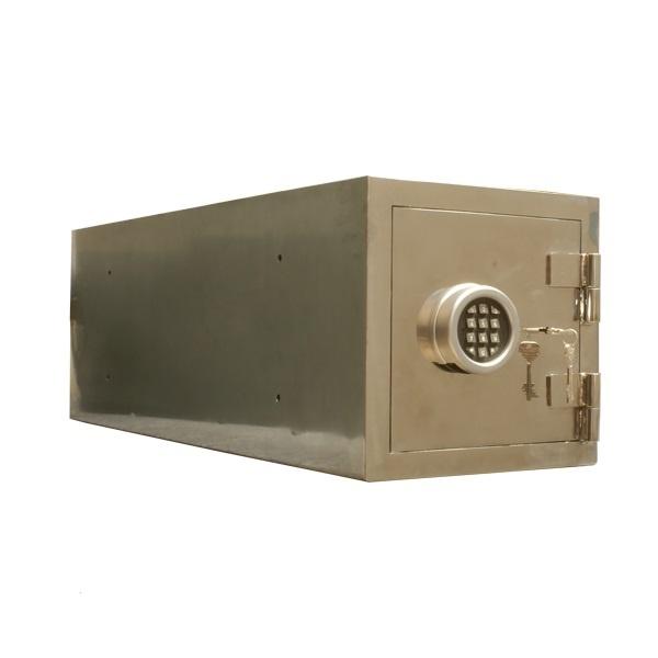 Szafa na broń  1583/S1 - falt safe - stal nierdzewna