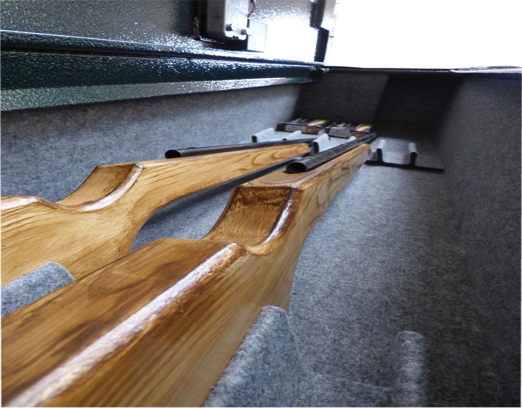 Szafa na broń  1796/S1 - flat safe