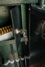 EU-1539/28 Szafa na broń długą ze skarbczykiem Klasa S1 28cm