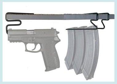 Uchwyty na broń / magazynek