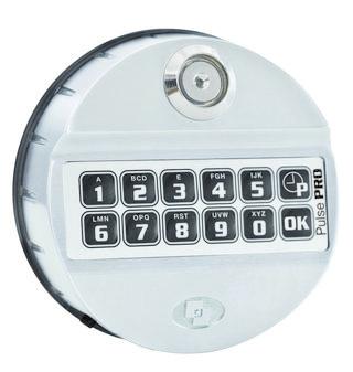 Pulse PRO – elektroniczny system szyfrowy do zamków sejfowych