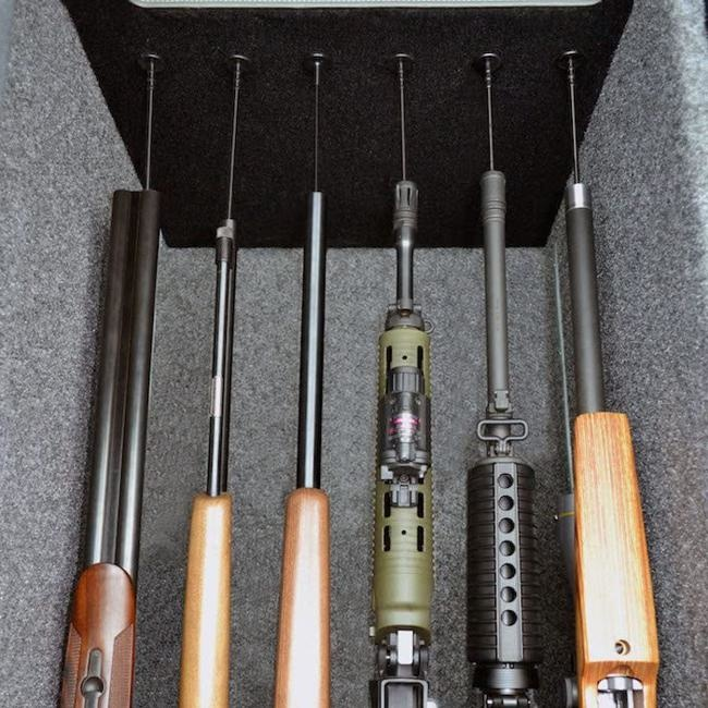 Rifle Rods - uchwyty do broni długiej