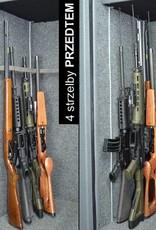 EU - Tkanina pętelkowa do uchwytów Rifle Rods
