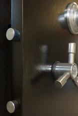 Klamka S713-III stosowana w szafach na broń