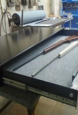 """1520 Szuflada na broń """"flat safe"""" - 150cm"""