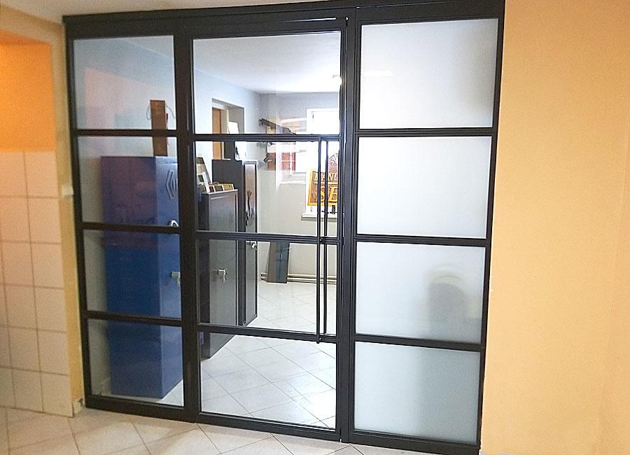 Drzwi Loftowe - industrialny charakter Twojego wnętrza